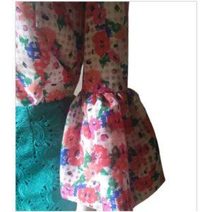 Multi-Floral Top